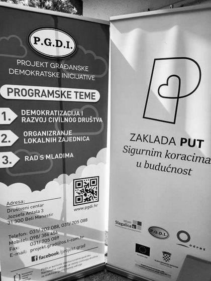 P.G.D.I. ZAKLADA PUT